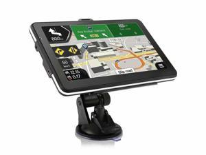 Car GPS Navigation system GPS Navigation for car 7 inch HD voice prompt system GPS Navigator Vehicle GPS Navigation with USB Cable and Car Charger Extend 32GB Memory LIFETIME FREE UPDAET MAP