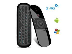 Mini Wireless Keyboard,Air Mouse Keyboard,Smart TV Remote Controller,Wireless Keyboard Combo USB for PC,Computer,Mac,HTPC,Raspberry Pi and Media Player