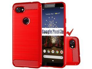 Google Pixel 3 Lite Case Google Pixel 3a Case WERLEO Soft Slim Shockproof Anti-Fingerprint Full Protective Phone Case Cover for Google Pixel 3 Lite / Pixel 3a