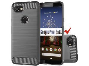 Google Pixel 3 Lite XL Case Google Pixel 3a XL Case WERLEO Soft Slim Shockproof Anti-Fingerprint Full Protective Phone Cases for Google Pixel 3 Lite XL / Pixel 3a XL