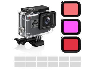 Color : Color2 Huancement Action Camera Accessory Action Camera Accessory Parts HD Drone ND Lens Filter for DJI Spark
