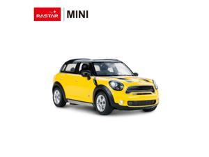 Mini Cooper Countryman JCW RX. Radio controlled car for children age from 7 years old. Made by Rastar. Official licensed car.