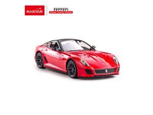 Ferrari 599 GTO. Radio controlled car for children age from 7 years old. Made by Rastar, Official licensed car. Scale 1:14.