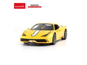 Ferrari 458 Speciale A.  Radio controlled car for children age from 7 years old. Made by Rastar, Official licensed car. Scale 1:14.