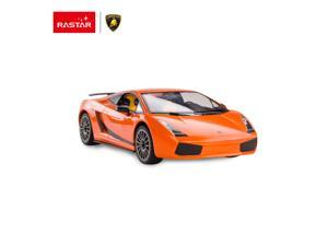Lamborghini Superleggera. Scale 1:14. Radio controlled car for children age from 7 years old. Made by Rastar, Official licensed car.