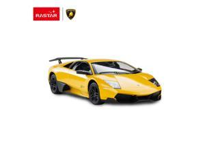 Lamborghini Murcielago LP670-4. Scale 1:14. Radio controlled car for children age from 7 years old. Made by Rastar, Official licensed car.