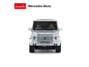 Mercedes-Benz G55. Scale 1:14. Radio controlled car for children age from 7 years old. Made by Rastar, Official licensed car.