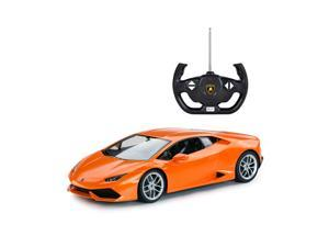 Mclaren HURACÁN LP 610-4. Scale 1:14. Radio controlled car for children age from 7 years old. Made by Rastar, Official licensed car.