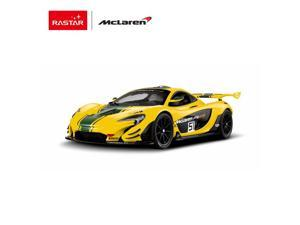 Mclaren P1 GTR. Scale 1:14. Radio controlled car for children age from 7 years old. Made by Rastar, Official licensed car.
