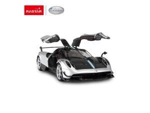 Pagani Huayra BC. Scale 1:14. Radio controlled car for children age from 7 years old. Made by Rastar, Official licensed car.