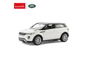 Range Rover Evoque. Scale 1:14. Radio controlled car for children age from 7 years old. Made by Rastar, Official licensed car.