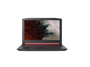 "Acer Nitro5 - AN515-54-585H, Intel Core I5-9300H Quad Core 2.40GHz, 8G RAM, 1TB, 15.6"" FHD IPS, Nvidia Geforce GTX1050 3GB GDDR5, AC WLAN, USB Type-C, Backlit KB, 1 Year Acer Manufacturer Warranty"