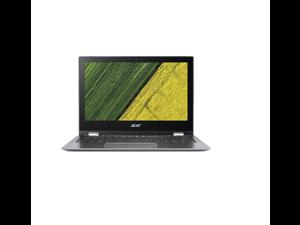 "Acer Spin1, SP111-32N-P7CN, Intel Pentium N4200 Quad Core 1.10GHz, 11.6"" FHD 1920 x 1080 Touchscreen, 4 GB DDR3 RAM, 128 GB eMMC, AC WIFI, HDMI, USB 3.0, Gray, 1 Year Acer Manufacturer Warranty"