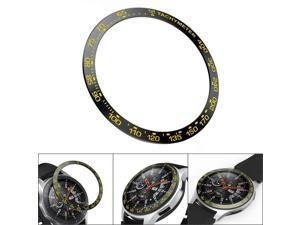 42mm/46mm Anti-scratch Bezel Ring for Galaxy Watch Metal Protective Adhesive Cover for Samsung Galaxy Watch Accessories
