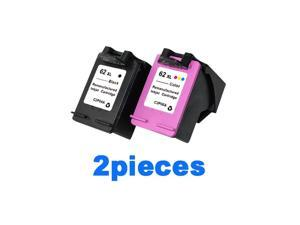 XiongCai Compatibel Ink Cartridges For HP 62 For HP Envy 5640 5660 7640 5540 5545 Officejet 5740 5743 5744 5745 printers