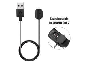 1m/3.28ft USB Charging Cable Watch Charging Dock Adapter for Amazfit Cor 2 USB Charging Cable Dock Smart Accessory