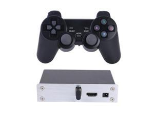 Moonlight Plus Box Retro Game Console Build-in 2027 Games Quad Core Video Console with Dual Controllers Consola Support HDMI