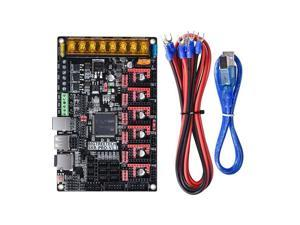 SKR Pro V1.1 32-Bit High-Frequency 3D Printer Control Board,Support TMC5160,TMC2208,TMC2130,TFT28,TFT32,TFT35,12864 Lcd Ect.