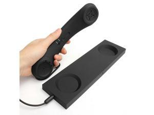 Retro 3.5mm Radiation Proof Plastic Mic Cell Phone Handset Receiver For Mobile Phone