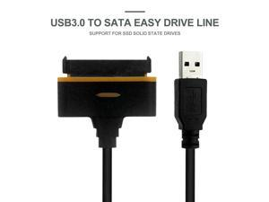 YOUKITTY ULT-Best Super Speed USB 3.0 to Sata 22 Pin Adapter Hard Drive Ssd Adapter Cable Converter