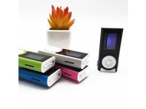Creative Portable Mp3 Player Mini USB Clip LCD Screen MP3 Media Player Support 16GB Extra Music player Walkman