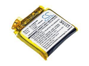 Upgrade For Asus 0B200-02260000,C11N1609 Smartwatch Battery Li-Polymer 300mAh / 1.16Wh