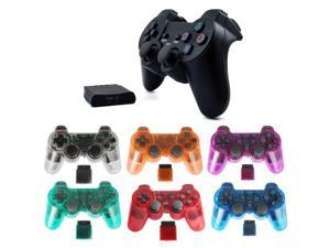Wireless Game Controller for PS2 Controller Joystick Gamepad for playstation 2 High Quality Game Console with Wireless Receiver