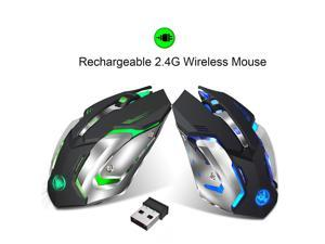 BINGFEI 2.4Ghz Wireless Car Mouse Infiniti Sports Car USB Optical Computer Mice 3D Mini Mause Gamer for PC Laptop Gift,red