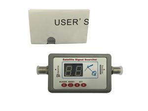 LCD DVB-T SF9505  Mini Digital TV Antenna Satellite Signal Finder Meter TV Signal Searcher Tool