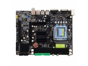 Professional 945 Motherboard 945GC+ICH Chipset Support LGA 775 FSB533 800MHz SATA2 Ports Dual Channel DDR2 Memory