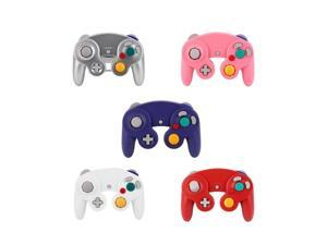 Plastic Sensitive Wired Game Controller Pad Joystick For GameCube For Nintendo Game For Wii Professional Gamer Controller