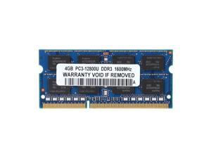 1Pc 4GB 2Rx8 PC3-12800 PC12800 Notebook RAM SO-DIMM Memory Laptop DDR3 1600Mhz