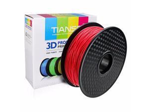 TIANSE 3D Printer Filament PLA 1.75mm 3D Printer Materials Print Lines 3D Printing Supplies