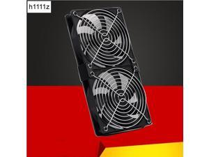 12CM FAN PWM Most Powerful for Bitcoin Mining 120mm DC 12V 3500RPM 85CFM For BTC Miner Bitcoin Asic S7 S9 Server Cooling Fan