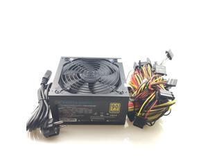 1600W Mining Power Supply 1600W ATX PSU Asic Bitcoin Miner Support 6 Graphics Card Max 1800W BTC Mining 1600W for Mining machine