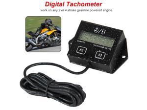 New OEM TINY TACH WIRELESS HANDHELD TACHOMETER Fast Tach for Chainsaws Trimmers