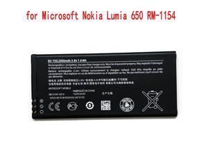 Original BV-T3G BVT3G 2000mAh battery for Nokia Microsoft Lumia 650 RM-1154 Mobile phone