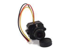 DC 5V FPV 1/3 inch Color CMOS 600TVL HD Mini Camera 60 degree Pal