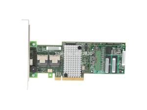 Broadcom Avago LSI MegaRAID SAS 9265-8i LSI00278 8 port 1GB Cache RAID0.1.5.6 SFF8087 6Gb PCI-E 2.0 X8 Controller Card