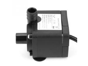 Mini DC Brushless Water Pump 12V JT-180A-12 350L/H Flow DC Water Pump for Computer Water Cooling bomba agua