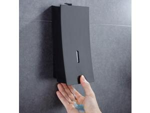 450ML Adhesive Liquid Shampoo Wall Mounted Bottle Hand Sanitizer Bathroom Press Container Home Soap Dispenser Box Shower Gel