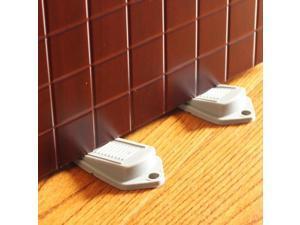 Soft Stopper For Kids Baby Safe Door Room Gate Security Door Stopper Protecting Decorative Door Stop