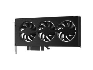 VF-1 RGB Graphics Video  Radiator Heatsink Cooling Fan Support Motherboard AURA SYNC 12V 4PIN Lighting RGB VGA Cooler
