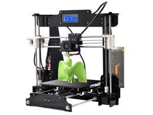A8 Acrylic 3d Printer High Precision MK8 Extruder Prusa i3 3D printer