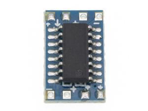 100pcs MCU mini RS232 MAX3232 level to TTL level converter board serial converter board module