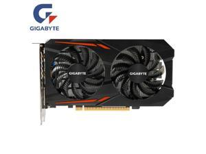 GIGABYTE GPU GTX 1050Ti 4GB Video Card 128Bit Graphics Cards for nVIDIA Geforce GTX1050 Hdmi Dvi VGA Cards Map PCI 3.0