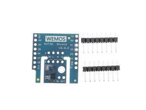 SHT30 Shield V2.0.0 SHT30 I2C Digital Temperature And Humidity Sensor Module For D1 Mini