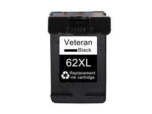 Veteran 62XL Compatible for hp 62 xl hp62 Ink Cartridge for HP Officejet 5640 5660 7640 5540 5545 5546 5740 5741 5742 5743 5744