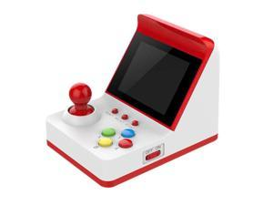 Retro Mini 8 Bit 3 Inch LCD Screen Arcade Handheld Game Console Built-in 360 Classic Games with Two Gamepad For Kids Gift