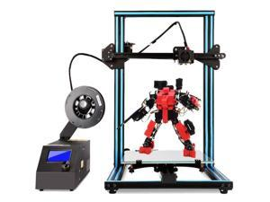 3D A10S High-precision DIY 3D Printer Self-assemble  A10 Open Source Fast Assembly 3D Printer  High PFrinting Accur